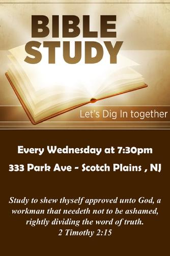 Bible Study | Christian Church, Non-Denominational, Full ...